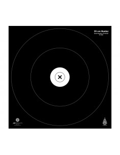 JVD Products IFAA Hunter 35 cm Target Faces