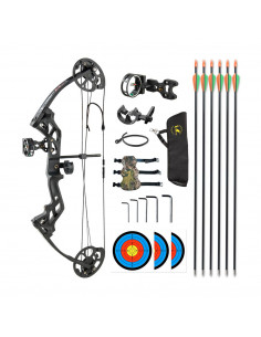 Topoint M3 Compound Bow Package