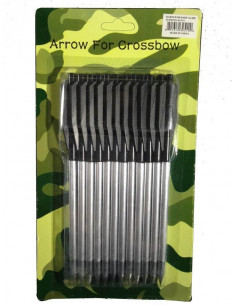 Arrows Metal Crossbow 50...