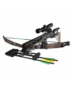 Crossbow FURIOUS 175 lbs with sight 4x32