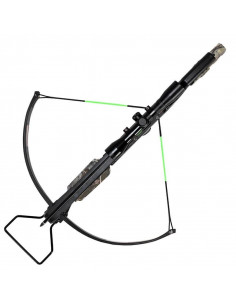 crossbow furious loader 2nd rope 6 arrows hattila