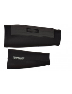 Armguard Black L archery