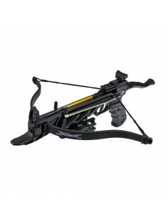 Crossbow Pistol 80 pounds Alligator black