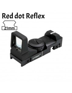 Red dot type Reflex rail 21mm