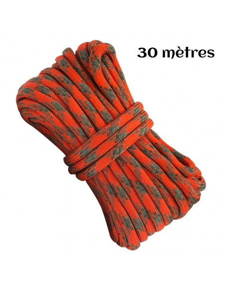 Flammable Paracord 30 Meters