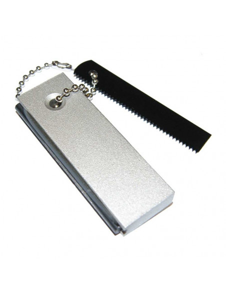Fire starter with magnesium bar