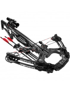 Barnett Predator Crossbow 430 fps 207 lbs + bezel red dot 5x32mm