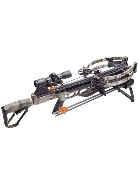 Crossbow Centerpoint CP400 200 lbs 400 fps + 3x32 riflescope