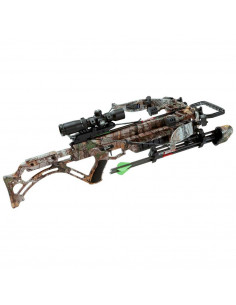 Crossbow Excalibur Micro Suppressor 355 Real Tree 280 lbs 355 fps