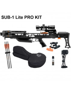 Armbrust Mission SUB-1 Lite Pro-Kit Schwarz 335 FPS