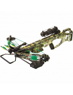 Crossbow PSE Fang 350 XT Camo 330 fps 165 lbs