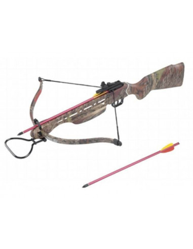 Camouflage crossbow 150 lbs