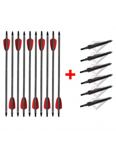 Lot of 10 bolts 15 inches...