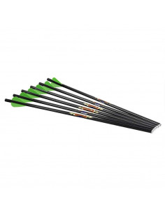 6 Diablo arrows 18 inches for Excalibur crossbows