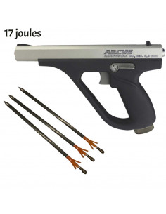 Arcus Arrowstar 17 Joules Grey Pistol-crossbow