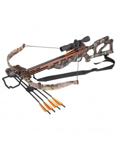 Desert Hawk Crossbow 225 lbs Camo