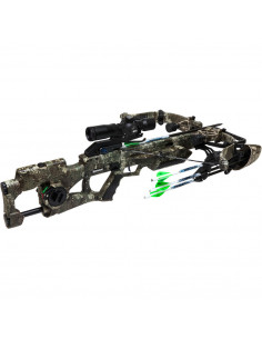 Arbalète Excalibur Assassin 400 TD Camo real tree 400 fps 325 lbs