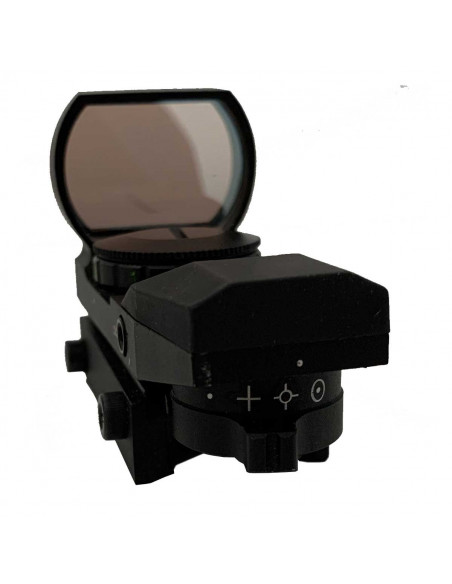 4 reticle RED DOT red-green sight for crossbows