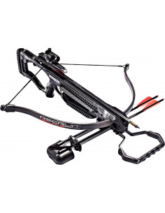 Arbalète Barnett Recruite Recurve 245 fps 150 lbs + red dot