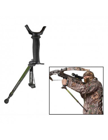 Crossbow shooting stabilizer