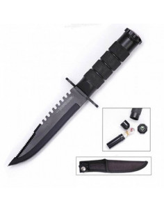 Survival knife 8 inches...