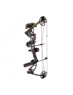 Quest G5 Radical Compound Bow Package