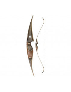 Kaiser One Piece Fieldbow Alcazar 64 inches Recurve Bow