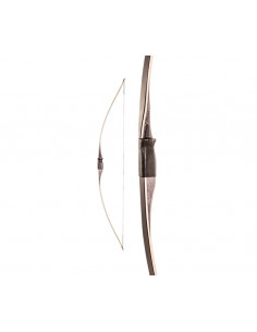 Bear Archery Montana Black Maple Longbow 64 inches
