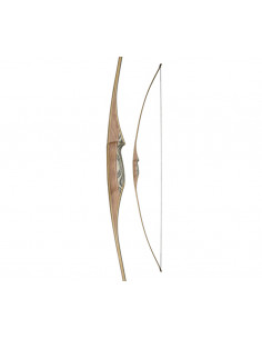 White Feather Osprey Black Longbow
