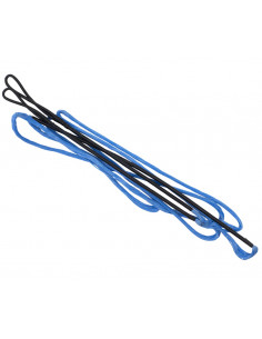 Gas Bowstring Recurve string 8125 electric blue