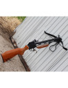 Crossbow with wooden stock 150 lbs
